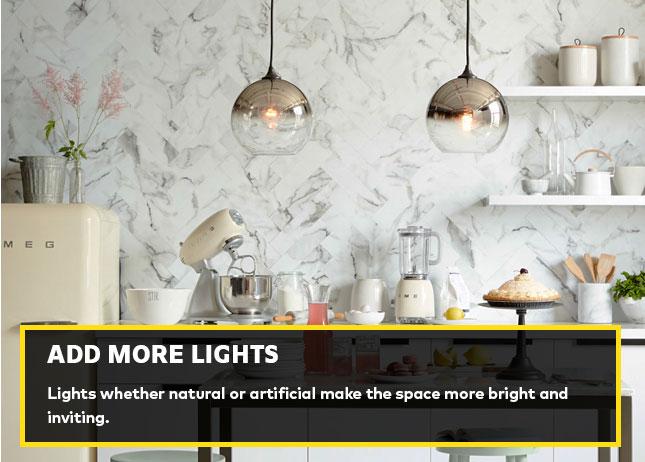 Add more lights