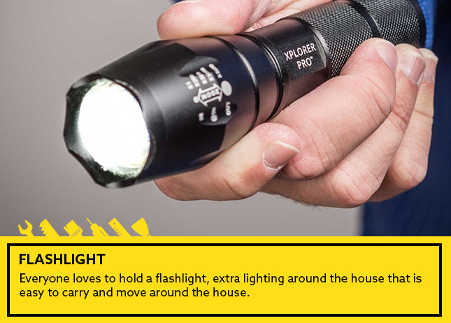 5- Flashlight