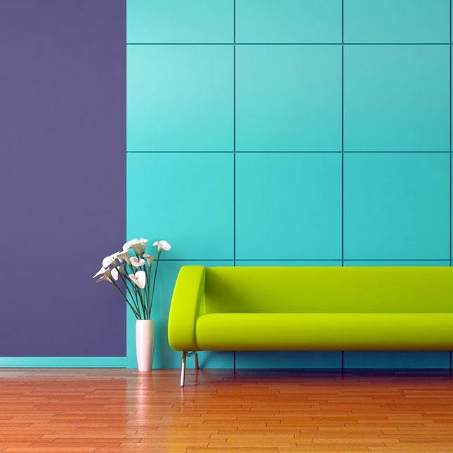 تعرف على 6 من ألوان الطلاء الداخلية لمنزل أكثر بهجة