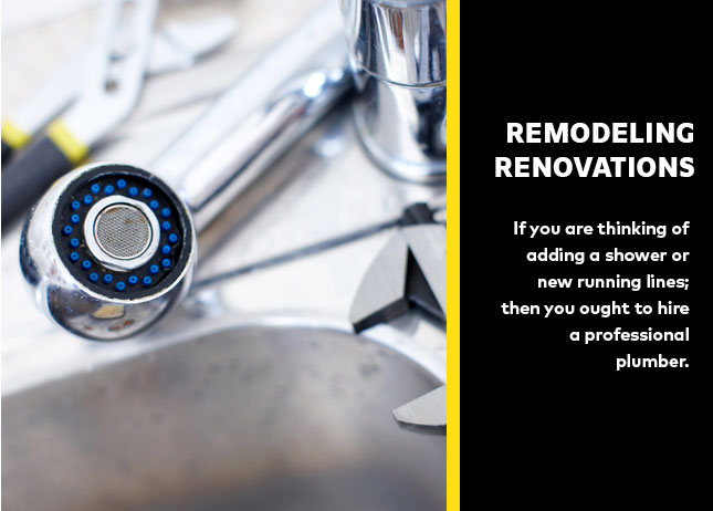 Remodeling renovations