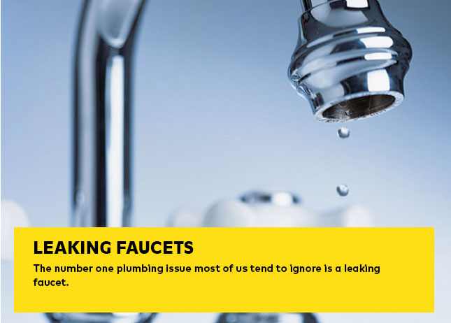 Leaking Faucets