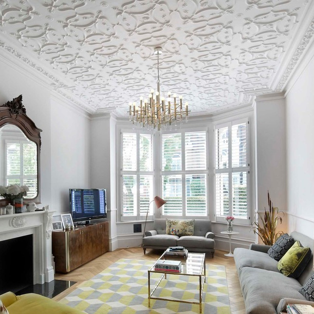 own statement ceiling
