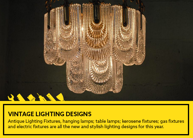 Vintage Lighting Designs
