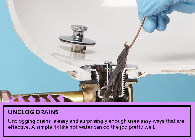home plumbing projects