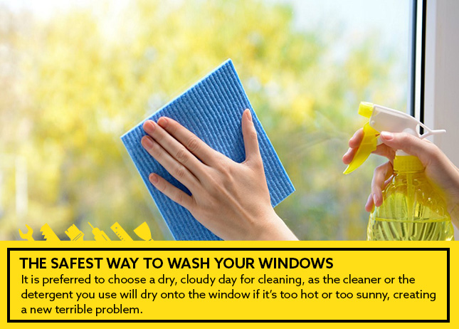Best tips for windows cleaning