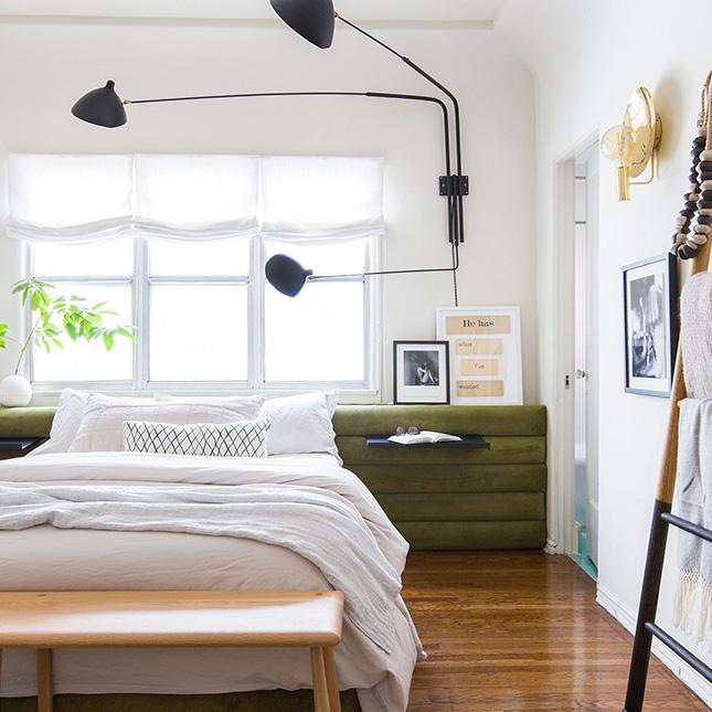 ديكورات غرف النوم: اكتشف أفكار تزيين غرفة النوم الانيقة والجميلة