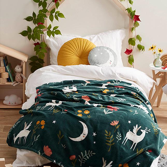 غرف نوم اطفال: أشياء يجب تواجدها في غرفة نوم الطفل