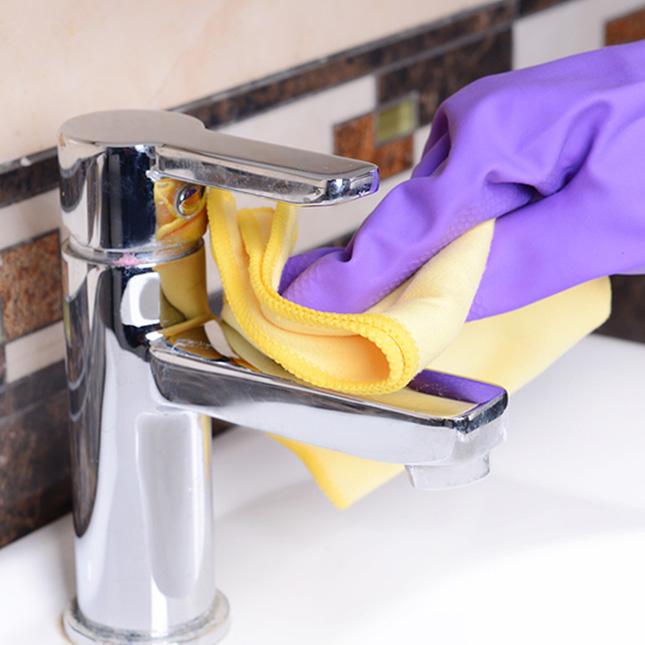تطهير المنزل: تعرف علي كيفية القضاء علي المكروبات والحفاظ علي صحتك