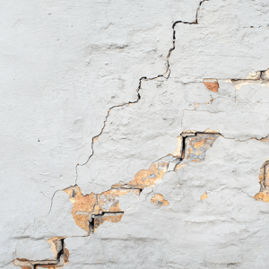 Wall cracks : What causes them and what to do with them?
