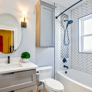 Bathrooms tiles: Tips for choosing the best tiles for your bathroom